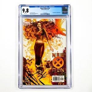 New X-Men #134 CGC 9.8 NM/M Front