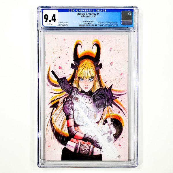 Strange Academy #1 CGC 9.4 NM Comic Mint Edition B Front