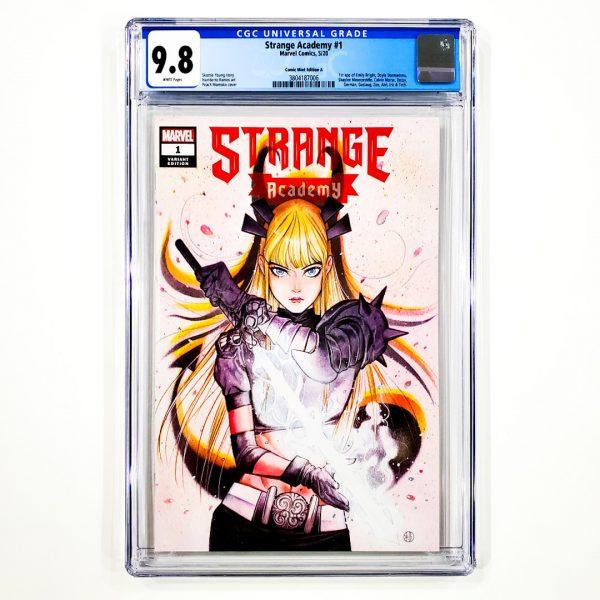 Strange Academy #1 CGC 9.8 NM/M Comic Mint Edition A Front