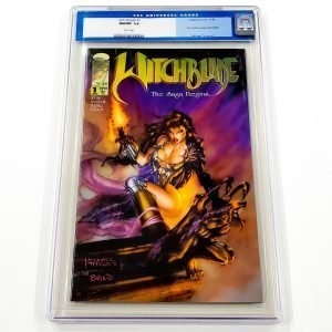 Witchblade #1 CGC 9.8 NM/M Front