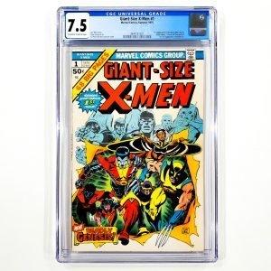 Giant-Size X-Men #1 CGC 7.5 VF- Front
