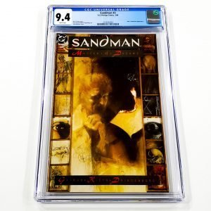 Sandman #3 CGC 9.4 NM Front