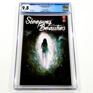 Sleeping Beauties #1 CGC 9.8 NM/M Retailer Incentive Variant A Front