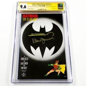 Batman: The Dark Knight Returns #3 CGC SS 9.6 NM+ Front