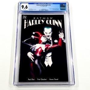 Batman: Harley Quinn #nn CGC 9.6 NM+ Front