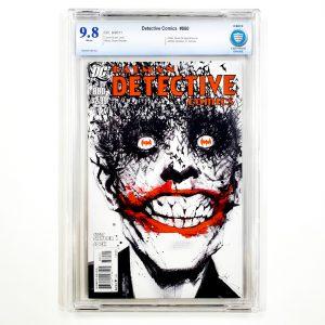 Detective Comics #880 CBCS 9.8 NM/M Front