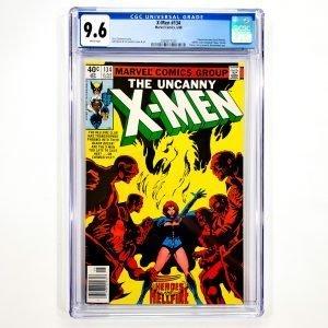X-Men #134 CGC 9.6 NM+ Newsstand Edition Front