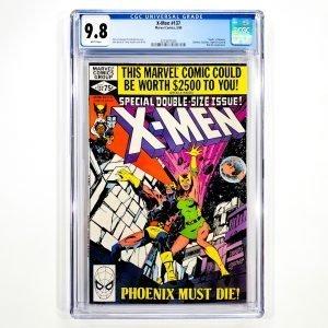 X-Men #137 CGC 9.8 NM/M Front