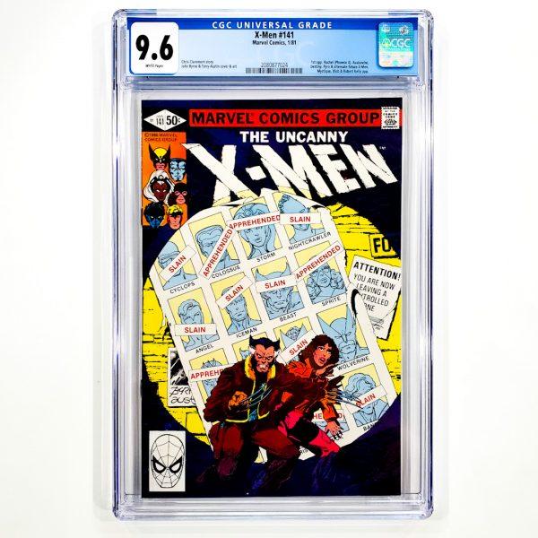 X-Men #141 CGC 9.6 NM+ Front